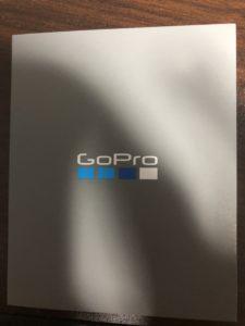 GoPro7説明書